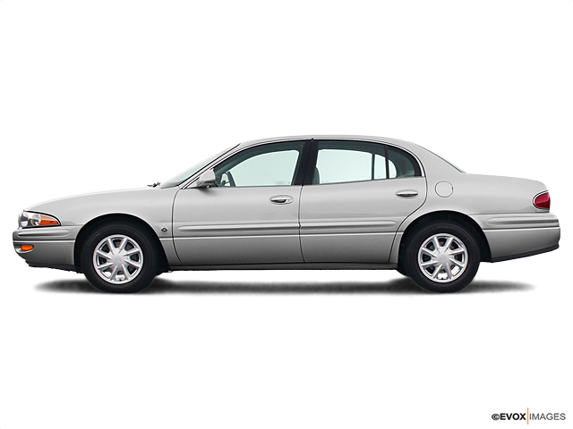 2004 Buick LeSabre Vehicle Photo in Enid, OK 73703