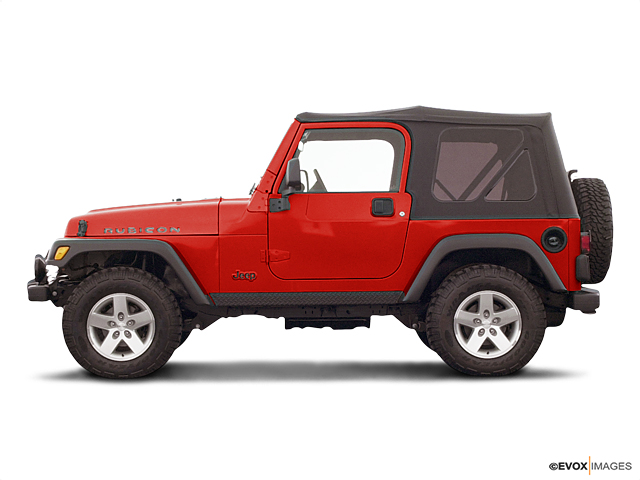 2004 Jeep Wrangler Vehicle Photo in Owensboro, KY 42303