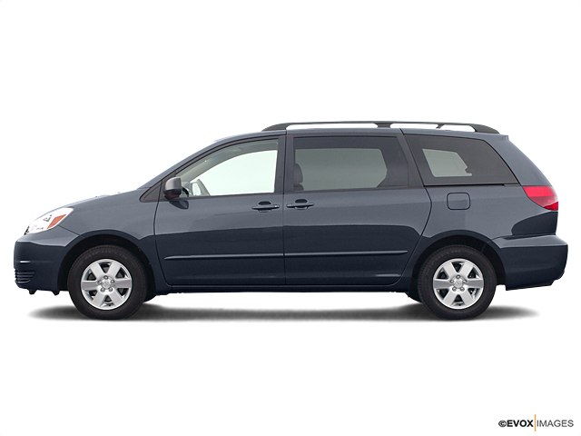 2004 Toyota Sienna Vehicle Photo in Austin, TX 78759