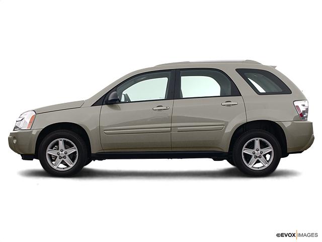 2005 Chevrolet Equinox Vehicle Photo In Waynesboro, VA 22980