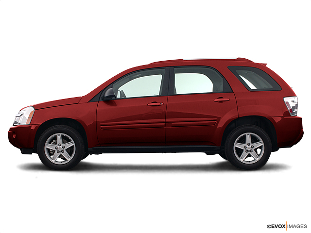 2005 Chevrolet Equinox Vehicle Photo in Portland, OR 97225
