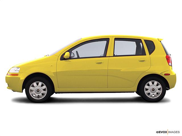 2004 Chevrolet Aveo For Sale In Brookings Kl1tj62674b266065