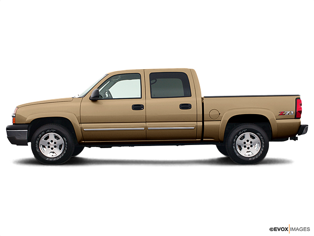 2004 Chevrolet Silverado 1500 Crew Cab Vehicle Photo in Baton Rouge, LA 70806