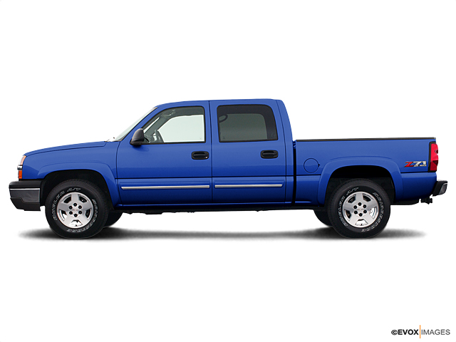 2004 Chevrolet Silverado 1500 Crew Cab Vehicle Photo in Casper, WY 82609