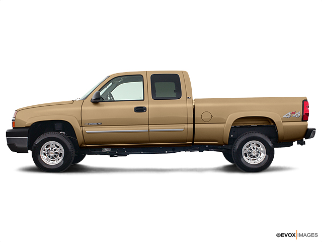 2004 Chevrolet Silverado 2500HD Vehicle Photo in Twin Falls, ID 83301