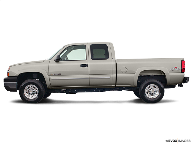 2004 Chevrolet Silverado 2500HD Vehicle Photo in Colorado Springs, CO 80905