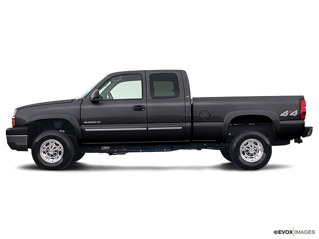 2004 Chevrolet Silverado 2500HD Vehicle Photo in Casper, WY 82609