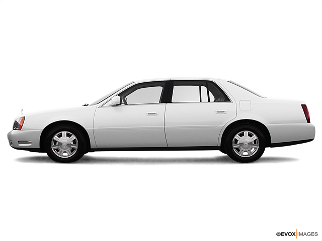 2004 Cadillac DeVille Vehicle Photo in Warren, OH 44483
