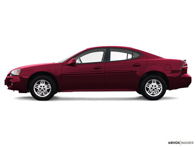 2004 Pontiac Grand Prix Vehicle Photo in Joliet, IL 60435