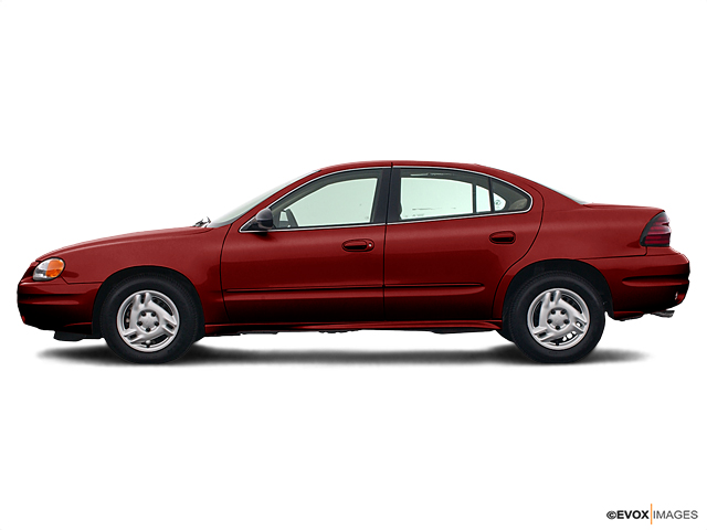 2004 Pontiac Grand Am Vehicle Photo in Warren, OH 44483