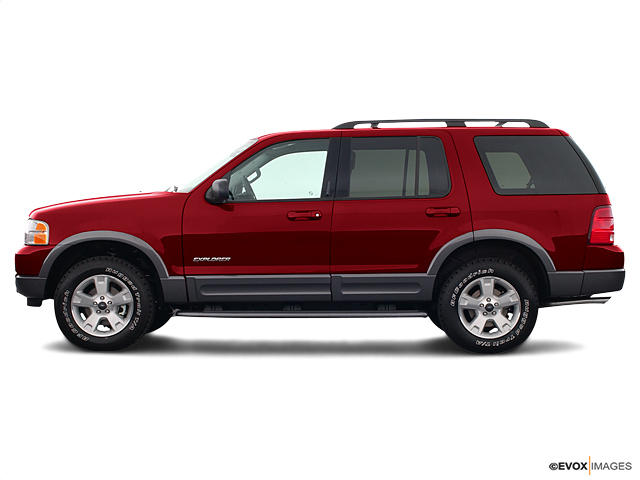 2004 Ford Explorer Vehicle Photo in Danville, KY 40422