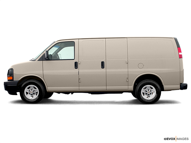 2004 Chevrolet Express Cargo Van Vehicle Photo in Souderton, PA 18964-1038