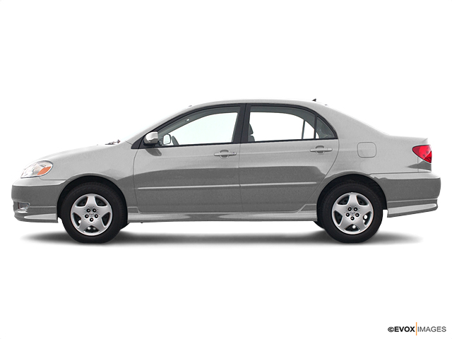2004 Toyota Corolla Vehicle Photo in Concord, NC 28027