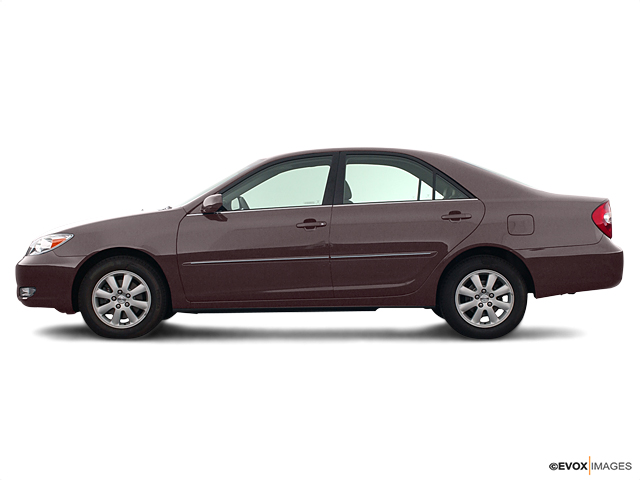 2004 Toyota Camry Vehicle Photo in Rockford, IL 61107