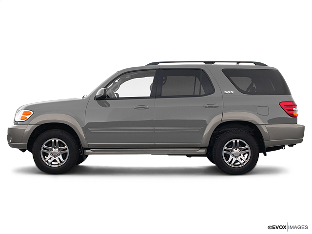 2004 Toyota Sequoia Vehicle Photo in Crosby, TX 77532
