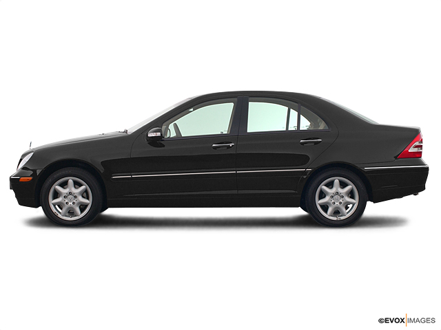 2004 Mercedes Benz C Class Vehicle Photo In Jackson, MS 39202