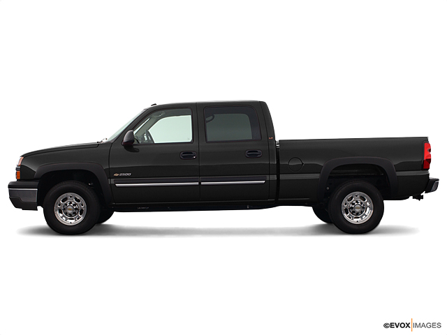 2004 Chevrolet Silverado 2500 Crew Cab Vehicle Photo in American Fork, UT 84003