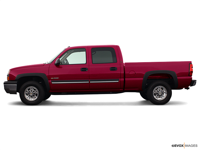 2004 Chevrolet Silverado 2500 Crew Cab Vehicle Photo in Gaffney, SC 29341