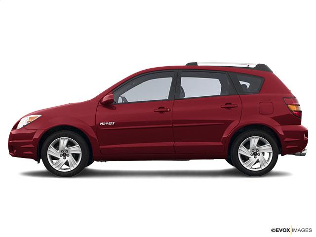 2005 Pontiac Vibe Vehicle Photo in Farmville, VA 23901