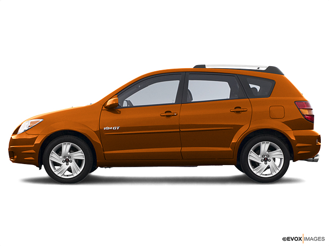 2005 Pontiac Vibe Vehicle Photo in Colorado Springs, CO 80905