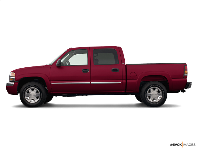 2004 GMC Sierra 1500 Crew Cab Vehicle Photo in Freeland, MI 48623