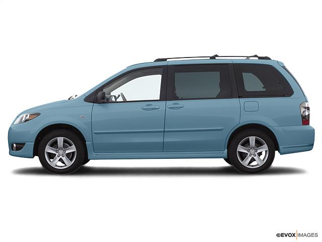 2004 Blue Mazda Mpv Hillsboro Used Van For Sale U936