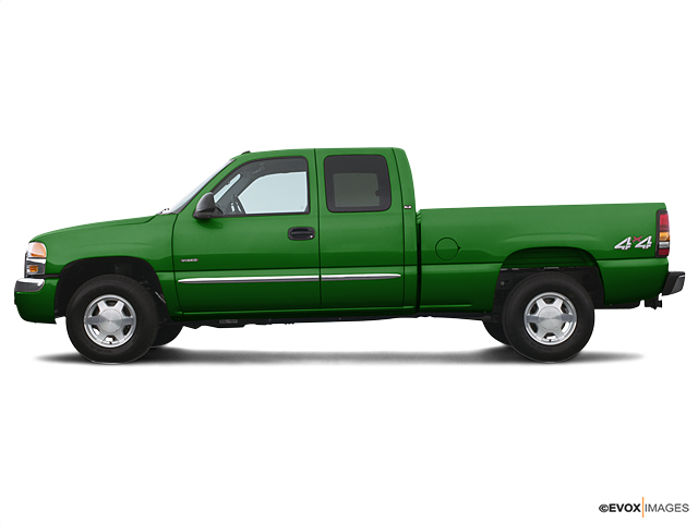 2004 GMC Sierra 1500 Vehicle Photo in Hartford, KY 42347