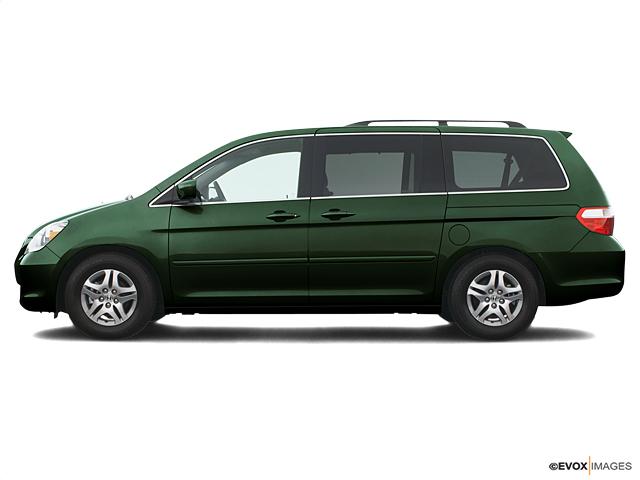 2005 Honda Odyssey Vehicle Photo in McKinney, TX 75070