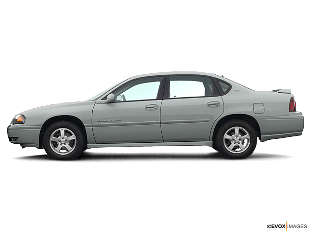 2003 Chevrolet Impala Vehicle Photo in Bloomington, IN 47403