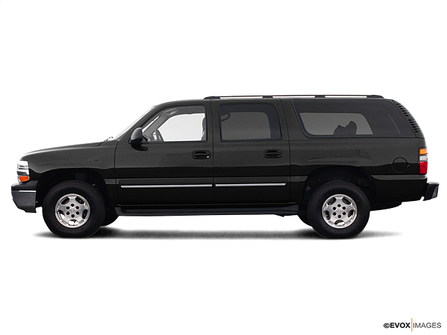 2003 Chevrolet Suburban Vehicle Photo in Akron, OH 44320