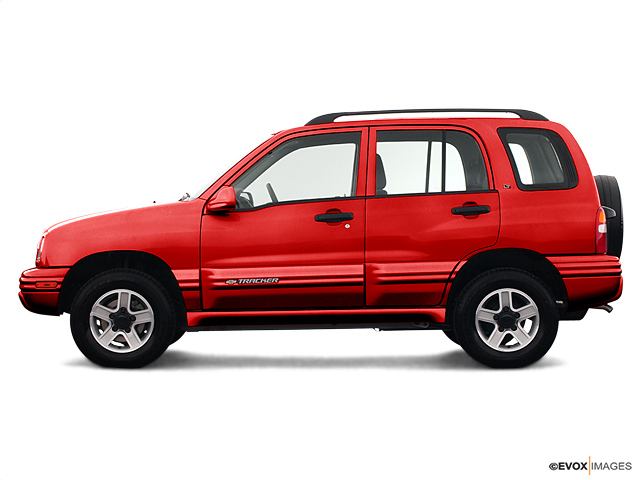 2003 Chevrolet Tracker Vehicle Photo in Twin Falls, ID 83301
