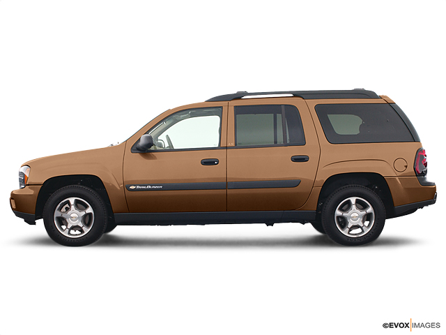 2003 Chevrolet TrailBlazer Vehicle Photo in Tuscumbia, AL 35674