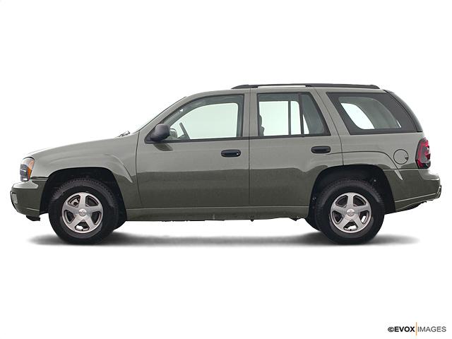 2003 Chevrolet TrailBlazer Vehicle Photo in Casper, WY 82609