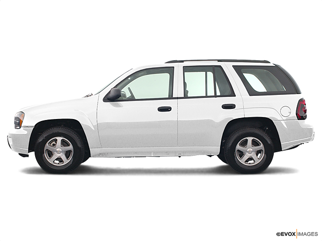 2003 Chevrolet TrailBlazer Vehicle Photo in Redding, CA 96002
