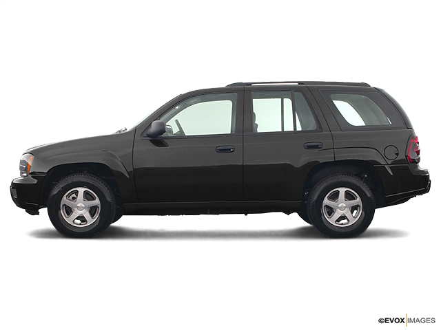 2003 Chevrolet TrailBlazer Vehicle Photo in Pascagoula, MS 39567-2406