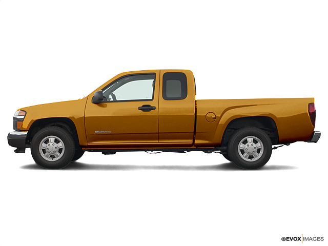 Chevrolet Colorado LS Z71
