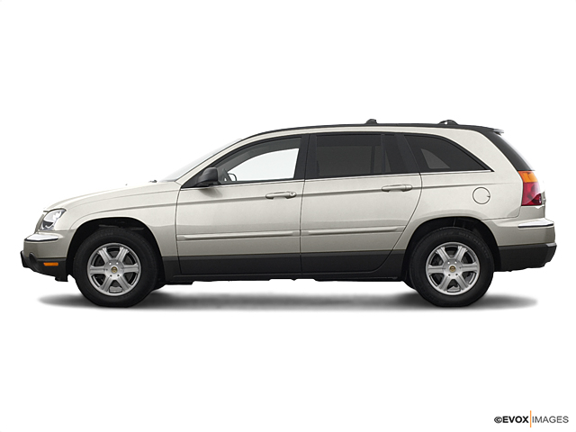 2005 Chrysler Pacifica Vehicle Photo in Colorado Springs, CO 80905