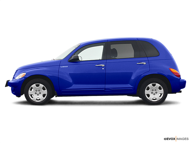2005 Chrysler PT Cruiser Vehicle Photo in Spokane, WA 99207