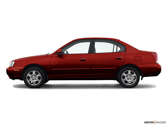 2005 Hyundai Elantra Vehicle Photo in American Fork, UT 84003