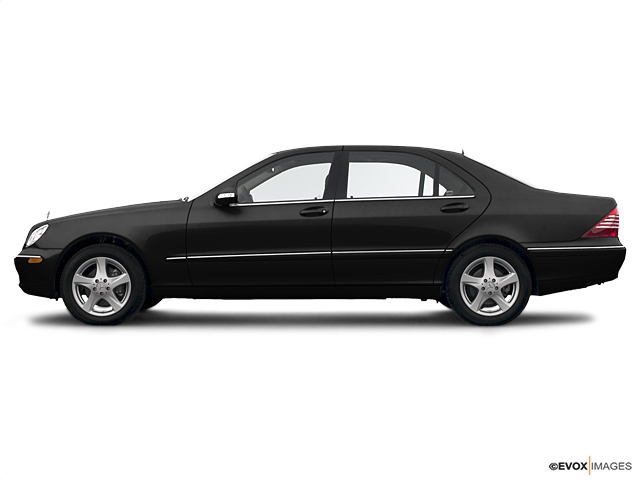 2005 Mercedes-Benz S-Class Vehicle Photo in Akron, OH 44312