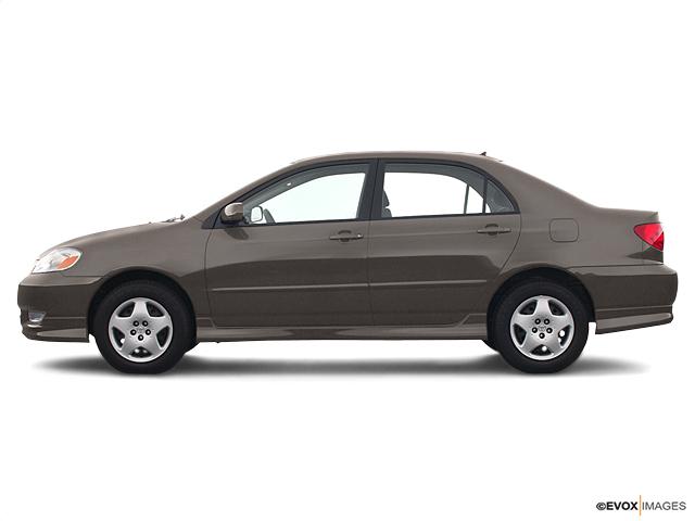 2005 Toyota Corolla For Sale In Tupelo 1nxbr32e65z365254