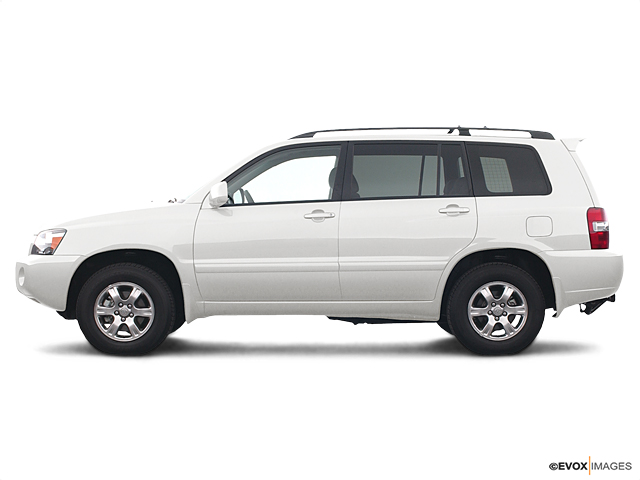 2005 Toyota Highlander Vehicle Photo in Helena, MT 59601