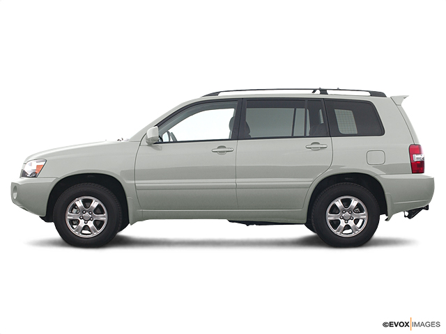 2005 Toyota Highlander Vehicle Photo in Merriam, KS 66203