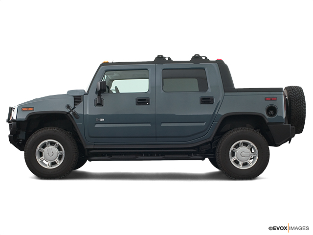 2005 HUMMER H2 Vehicle Photo in Spokane, WA 99207
