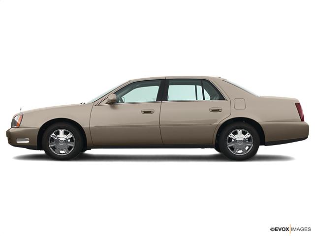 2005 Cadillac Deville Vehicle Photo In Venice Fl 34293