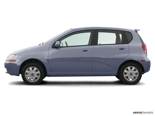 Cherry Hill Pastel Blue 2005 Chevrolet Aveo Used Car For Sale 94413