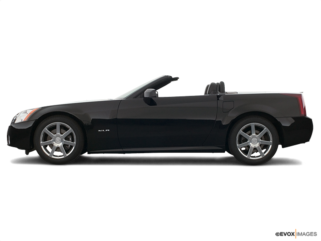 Used 2005 Cadillac Xlr Black Raven For Sale In Midlothian