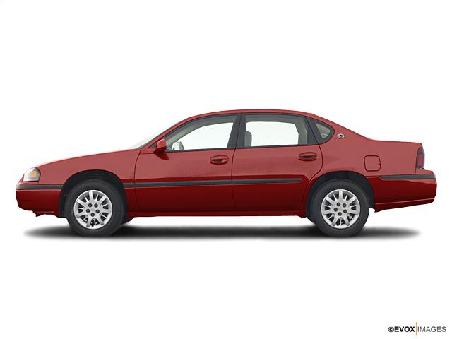2004 Chevrolet Impala Vehicle Photo in Midlothian, VA 23112