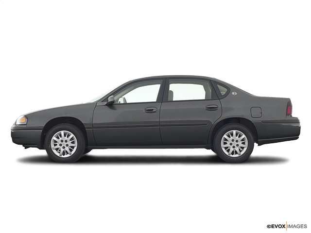 2004 Chevrolet Impala Vehicle Photo in Colorado Springs, CO 80905