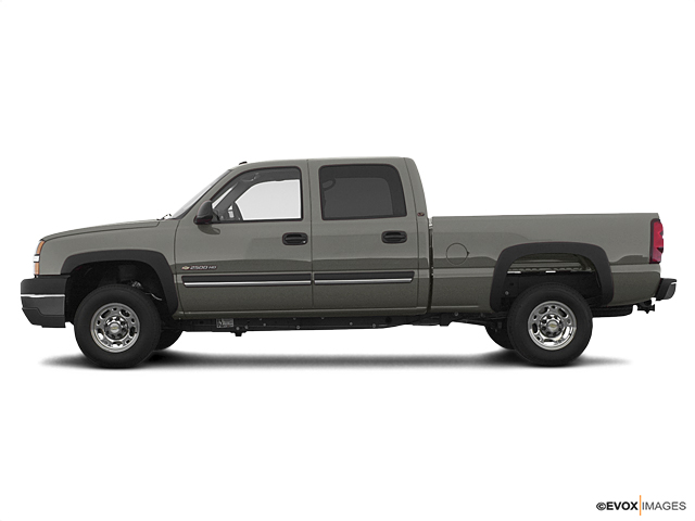 2004 Chevrolet Silverado 2500HD Vehicle Photo in Helena, MT 59601